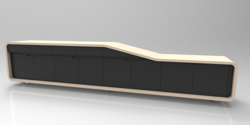 Rangement Bas - Gamme Deco