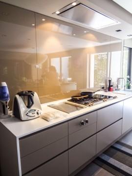 cuisine sur mesure moderne
